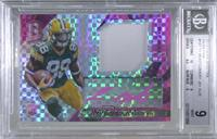 Rookie Patch Autographs - Ty Montgomery [BGS9MINT] #/5