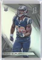 Rookies - Todd Gurley (Ball in one hand) /99