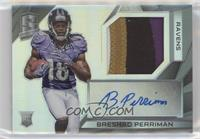 Rookie Patch Autographs - Breshad Perriman /99
