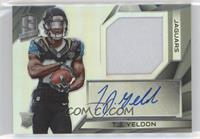 Rookie Patch Autographs - T.J. Yeldon #/99