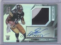 Rookie Patch Autographs - Sammie Coates #/99