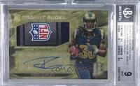 Todd Gurley [BGS9MINT] #/1