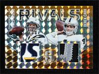 Derek Carr, Philip Rivers #/3
