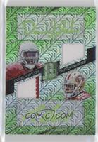 David Johnson, Mike Davis #/10