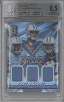 David Cobb, Marcus Mariota, Dorial Green-Beckham [BGS 8.5 NM‑MT…