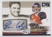 Shane Carden /10