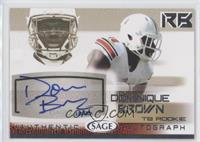 Dominique Brown /30
