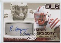 Randy Gregory #/40