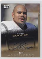 Xavier Cooper #/250