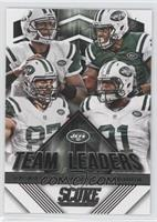 Geno Smith, Chris Ivory, Eric Decker, Sheldon Richardson