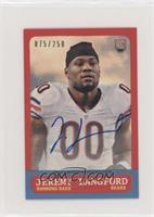 Jeremy Langford /250