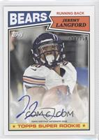 Jeremy Langford [Noted] #/250