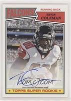 Tevin Coleman #/200