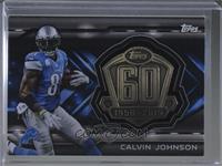 Calvin Johnson #/25