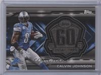 Calvin Johnson #/50