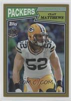 Clay Matthews #/150