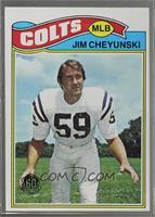 Jim Cheyunski