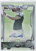 Rookie Autographs - Bryce Petty