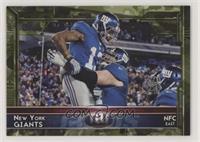 New York Giants #/399
