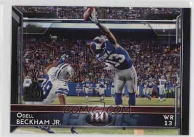 2015 Topps - [Base] - Topps.com Online Exclusive NFL 50th Super Bowl #120 - Odell Beckham Jr.