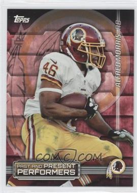 2015 Topps - Past & Present Performers #PPP-MR - Alfred Morris, John Riggins