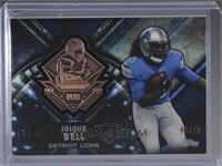 Joique Bell #/75