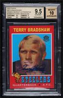 Terry Bradshaw [BGS9.5GEMMINT]