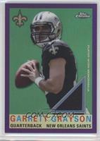 Garrett Grayson /75