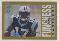 Devin Funchess [Noted] #/25