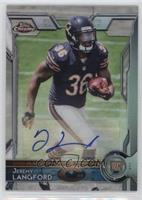Rookies - Jeremy Langford #/150