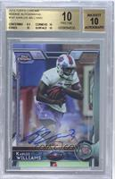 Rookies - Karlos Williams [BGS 10 PRISTINE]
