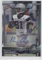 Rookies - Deontay Greenberry