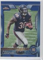 Rookies - Jeremy Langford #/199