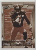 Rookies - Sammie Coates #86/99