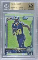 Rookies - Todd Gurley (Holding Football in Right Hand) [BGS9.5GEM&n…