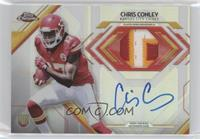Chris Conley [Noted] #/25
