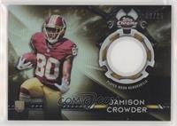 Jamison Crowder [Noted] #/25