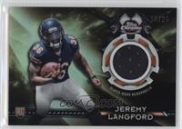Jeremy Langford #/25