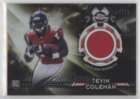 Tevin Coleman #/25