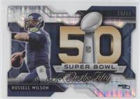 Russell Wilson #10/50