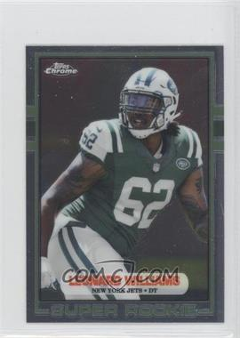 2015 Topps Chrome Mini - 1989 Football #89-LW - Leonard Williams