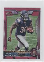 Rookies - Jeremy Langford #/25