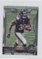 Rookies - Jeremy Langford