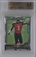 Rookies - Jameis Winston (Holding ball out in left hand) [BGS 9.5 GEM…