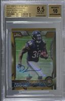 Jeremy Langford [BGS 9.5 GEM MINT] #/10