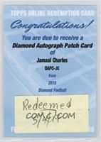 Jamaal Charles [REDEMPTIONBeingRedeemed]