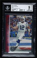 Andrew Luck [BGS 9 MINT] #/1