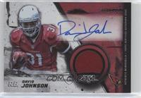 David Johnson #/400
