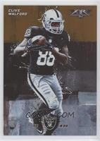 Clive Walford #/499