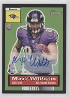 Maxx Williams #/56